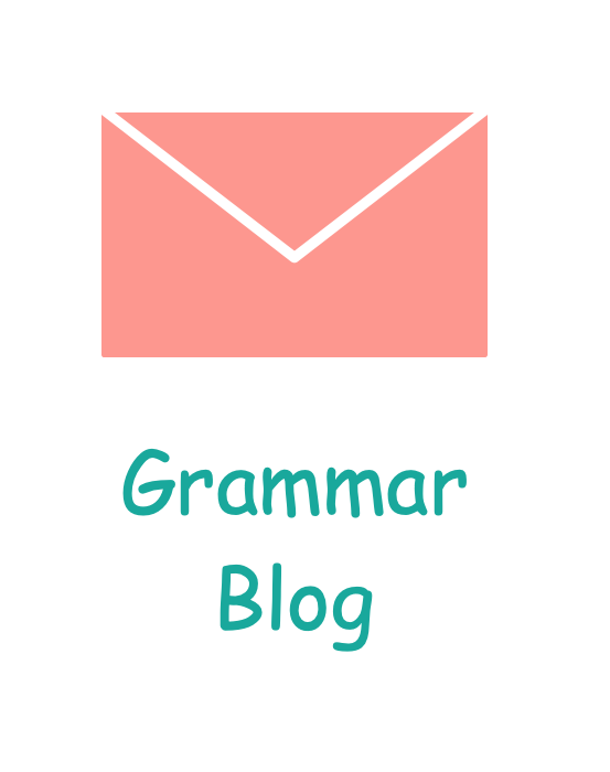 English Grammar Blog