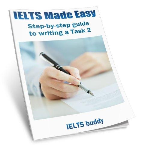 IELTS Task 2 eBook