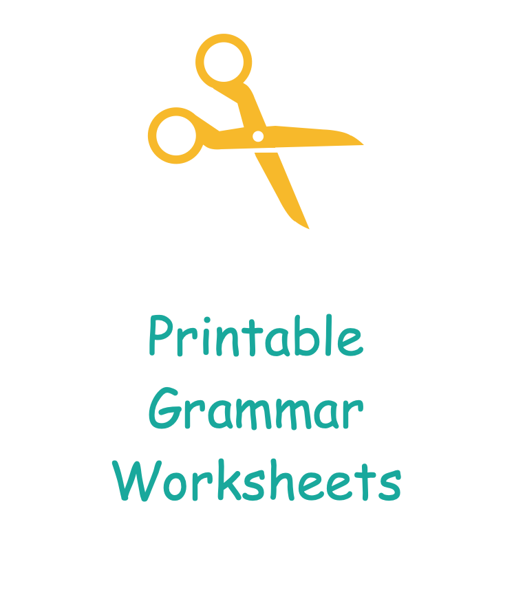 Printable and Downloadable Grammar Worksheets