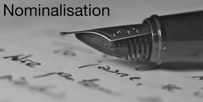 Nominalisation